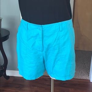 Tommy Bahama womans cotton shorts size 8